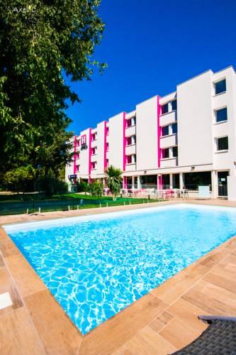 Inter-Hotel Montpellier Sud Hotelio : Hotel near Lattes