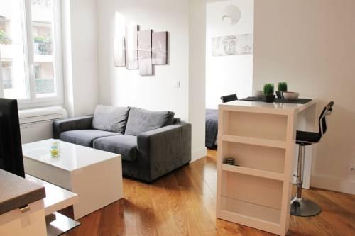 Albert : Apartment near Villefranche-sur-Mer