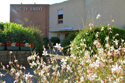Hôtel Le Ty-Lann : Hotel near Saint-Avé