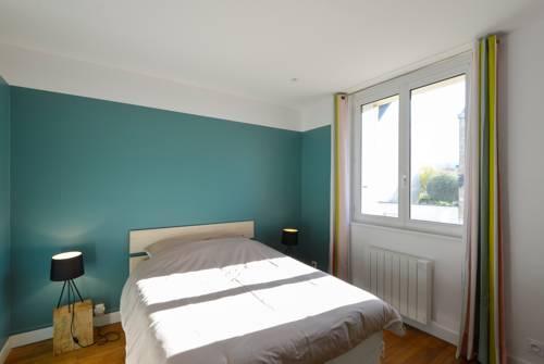 Pieds à terre à Lorient - Appartements meublés : Apartment near Quéven