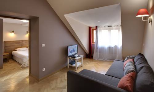 Hotel Des Alpes : Hotel near Villard-Reymond
