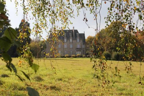 Domaine de Beauregard : Guest accommodation near Silfiac