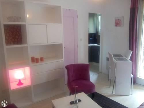 Studio Plein Ciel : Apartment near Bagnoles-de-l'Orne