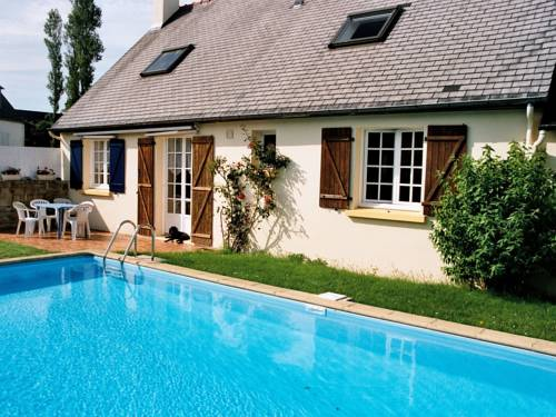 Holiday home Le Clos : Guest accommodation near Bourg-Blanc