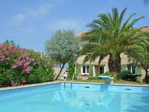 Villa Belle Villa Vue Mer : Guest accommodation near Marseillan