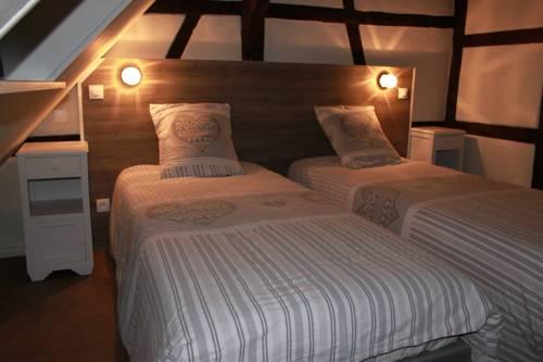 Apartment les Violettes : Hotel near Alsace