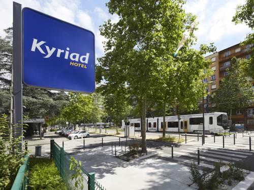 Kyriad Grenoble Centre : Hotel near Seyssinet-Pariset