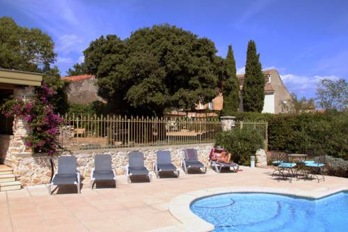 Aux Vents d'Anges de Saint Jean : Guest accommodation near Assignan