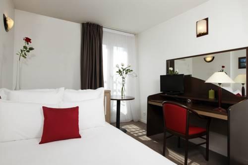 Appart'City Paris Saint-Maurice : Guest accommodation near Alfortville