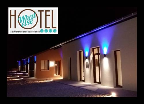 What Else Hotel : Hotel near Saint-Jean-de-Niost