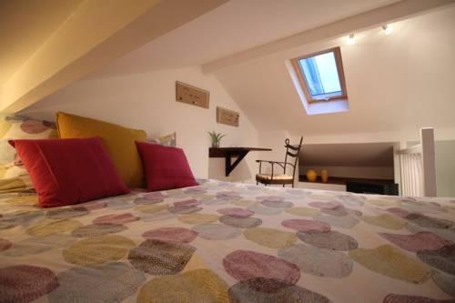 Duplex de charme proche Versailles : Apartment near Dampierre-en-Yvelines