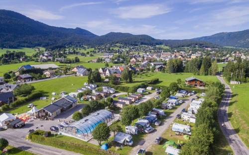 Camping Le Vercors : Guest accommodation near Autrans