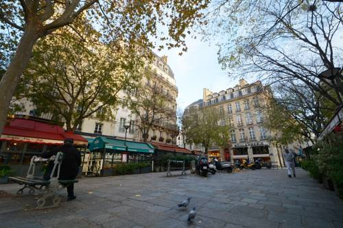 HolidaysInParis - Bourg Tibourg : Apartment near Paris 4e Arrondissement