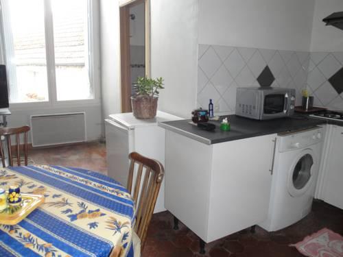 Appartement des Vieilles Halles : Apartment near Cuiry-Housse