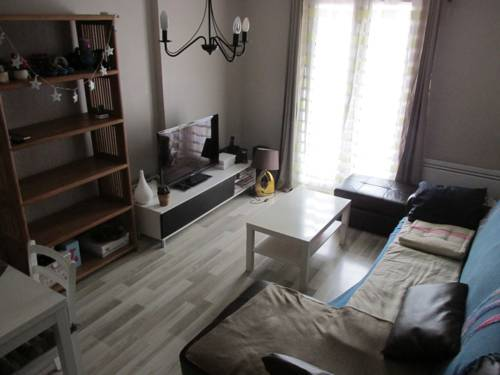 Appartement Résidence du parc : Apartment near Bonneuil-en-France