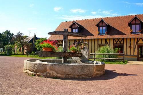 Domaine De La Baudriere : Guest accommodation near Avernes-Saint-Gourgon