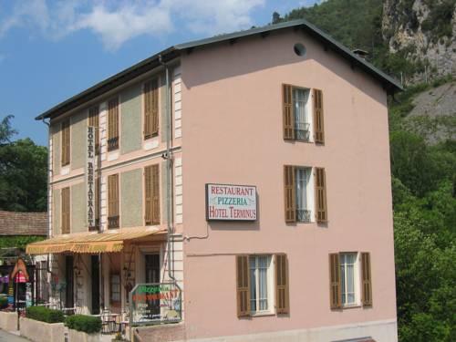 Chambres d'Hôtes Le Terminus : Guest accommodation near Fontan