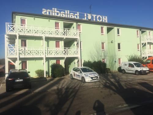 Hôtel balladins Roissy / Saint Mard : Hotel near Othis