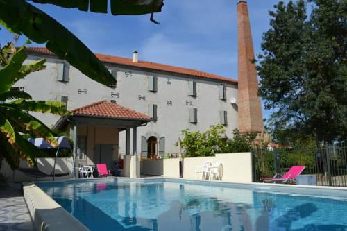 Moulin de Saint Laurent : Apartment near Thouars-sur-Garonne