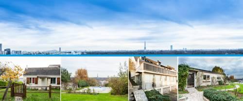 Les Hauts de Paris : Apartment near Suresnes