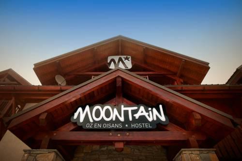 Moontain Hostel : Hotel near Allemond
