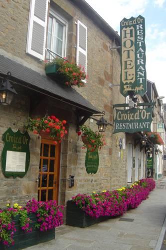 Hôtel de La Croix d'Or : Hotel near Avranches