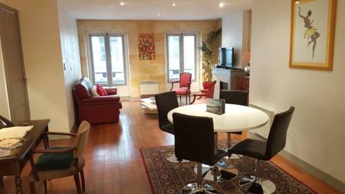 Appartement Bordeaux Grand Theatre : Apartment near Bordeaux