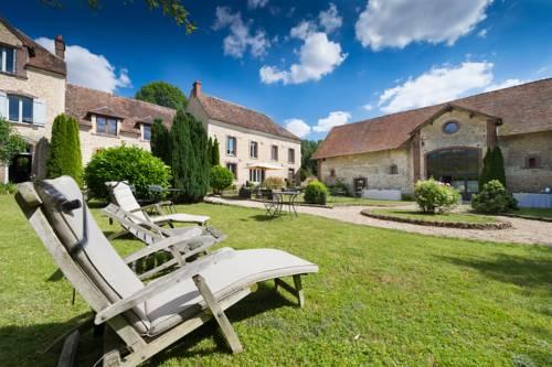 La Ferme de Bouchemont : Bed and Breakfast near Paray-Douaville