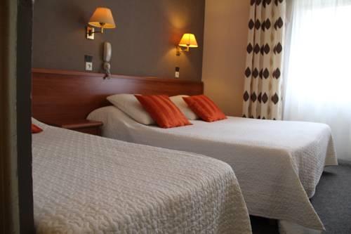 Le Cygne : Hotel near Saint-Hilaire-du-Harcouët