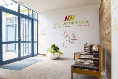 Les Jardins de l'Anjou : Resort near Chalonnes-sur-Loire
