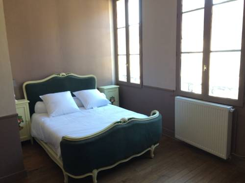 Appartement la Voulzie : Apartment near Grisy-sur-Seine