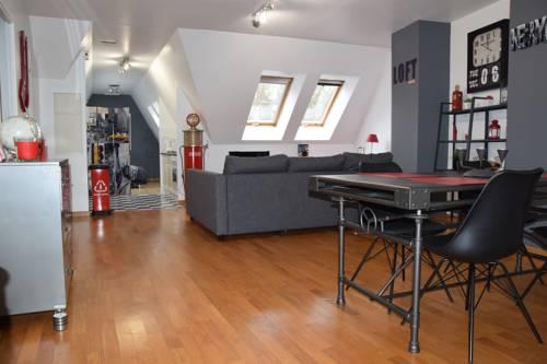 Amiens LOFT : Apartment near Amiens