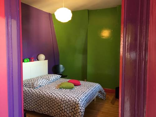Chambres d'hôtes (B&B) Le Nid : Hotel near Bourgogne