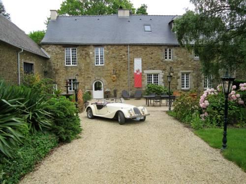Manoir Desnachez : Bed and Breakfast near Saint-Malo-des-Trois-Fontaines
