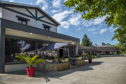 Relais 500 De Vienne : Hotel near Saint-Prim