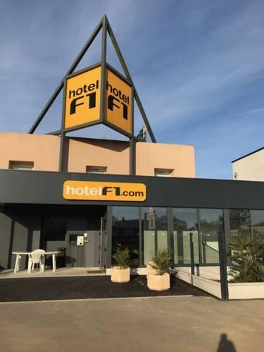 hotelF1 Brest Sud Plougastel : Hotel near Le Relecq-Kerhuon