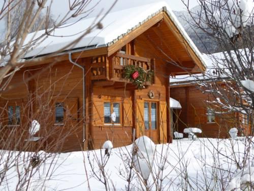 chalets de combebelle : Guest accommodation near Saint-Léger-les-Mélèzes