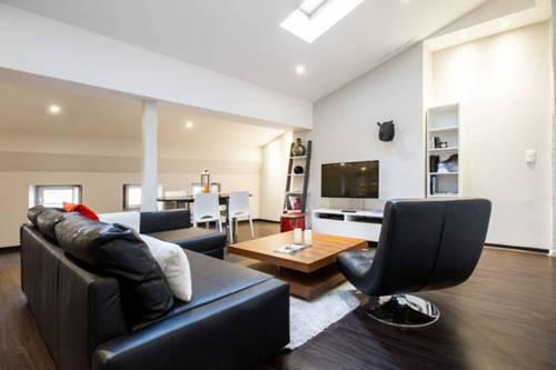 Duplex design en hypercentre : Apartment near Toulouse