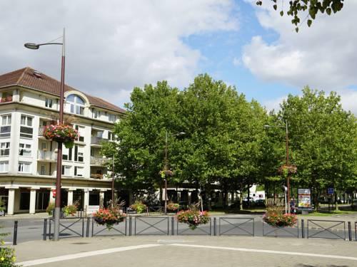L Escale Parisienne De Valerie : Apartment near Conches-sur-Gondoire