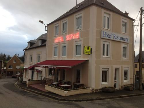Hotel Sophie : Hotel near Messei