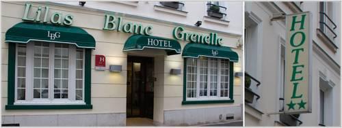 Hotel Lilas Blanc : Hotel near Paris 15e Arrondissement