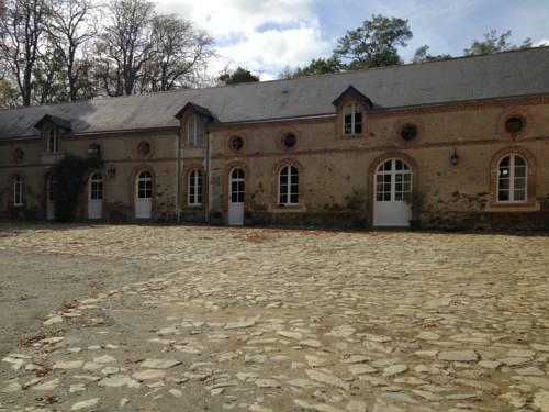La Faultrière- La Basse cour. : Guest accommodation near Chalonnes-sur-Loire