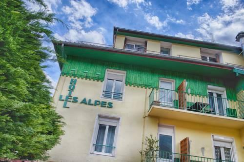 Hotel Les Alpes : Hotel near Allevard