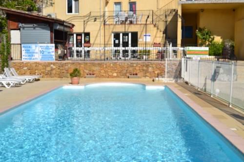 La Cour Des Miracles : Guest accommodation near Vallon-Pont-d'Arc