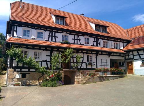 GÎte rue de l'Ange : Apartment near Crœttwiller