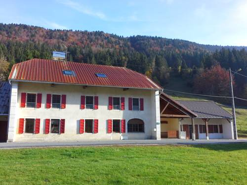 Le Telemark : Guest accommodation near Chézery-Forens