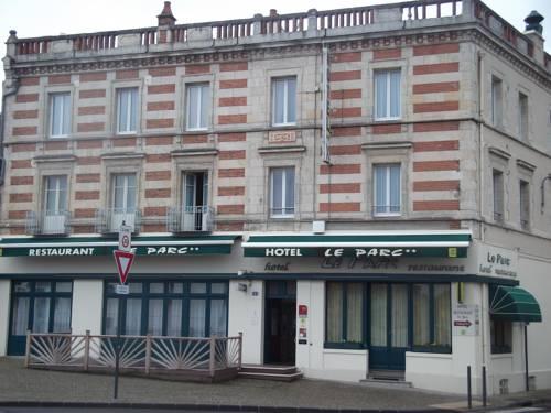 Hotel Restaurant Le Parc : Hotel near Aubigny