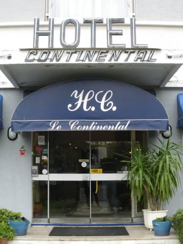 Hôtel Continental : Hotel near Vierzon