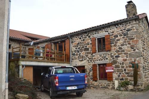 Maison d´hôtes La Dromandise : Guest accommodation near Coucouron