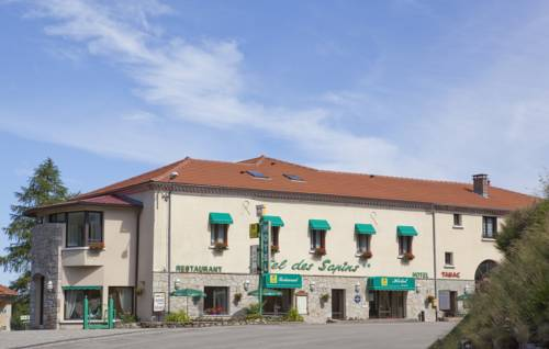 hotel des Sapins : Hotel near Lanarce